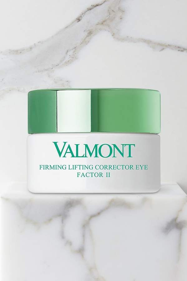 Valmont Firming Lifting Corrector Eye Factor II 15 gr. For the loose, sagging and wrinkled contours of the eyes, the Firming Lifting Corrector Eye Factor II has a lifting and firming effect.