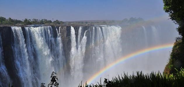أجمل المناظر الطبيعية في العالم فنجان Victoria Falls Cruise Pictures Breathtaking Places