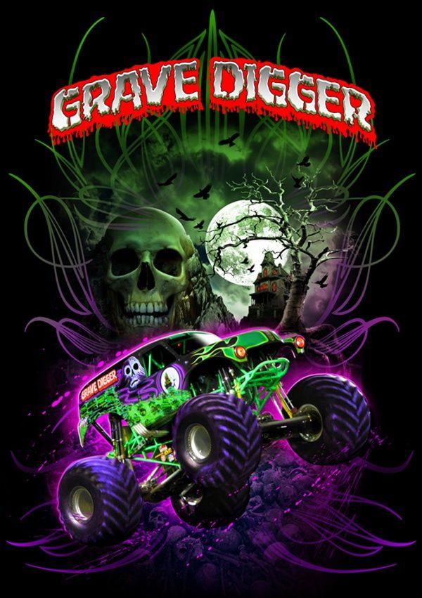 Gravedigger poster.