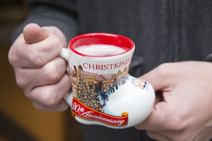 Christkindlmarket is here! One of the top holiday markets in Chicago, the market is open today through December 24 at Daley Plaza. We hit the market first thing...