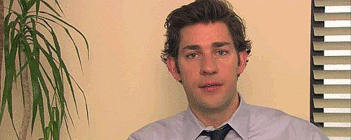 44 Reasons Why Jim Halpert Will Forever Be Your Dream Guy...He Has the World's Cutest Giggle Face...  Now I want to watch the Office again!