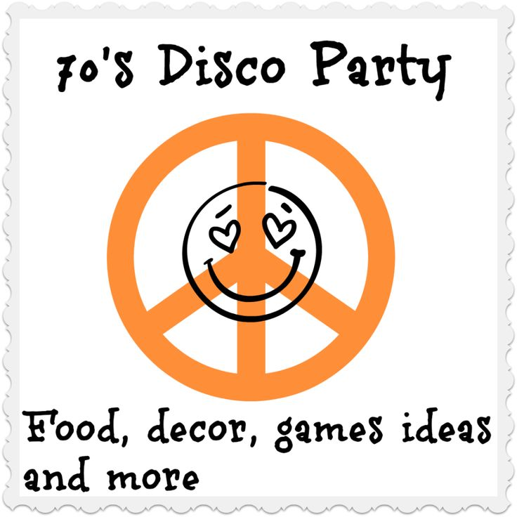 1000+ Ideas About 1970s Party Theme On Pinterest