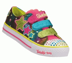 Does the little girl or boy in your family own a pair of these awesome sneakers yet? Twinkle Toes are among the hottest new fashion for young...