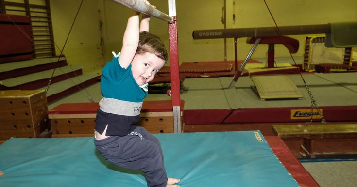 Children from six-months and older can join Mini Gym Stars