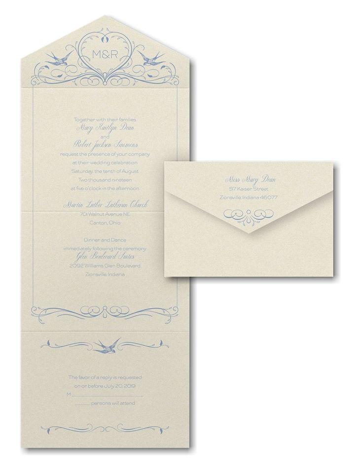 184 best seal 'n send wedding invitations images on pinterest, Wedding invitations