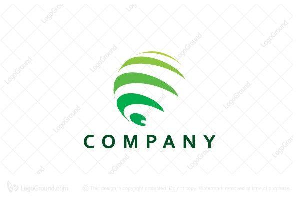 Logo for sale: Globe Logo