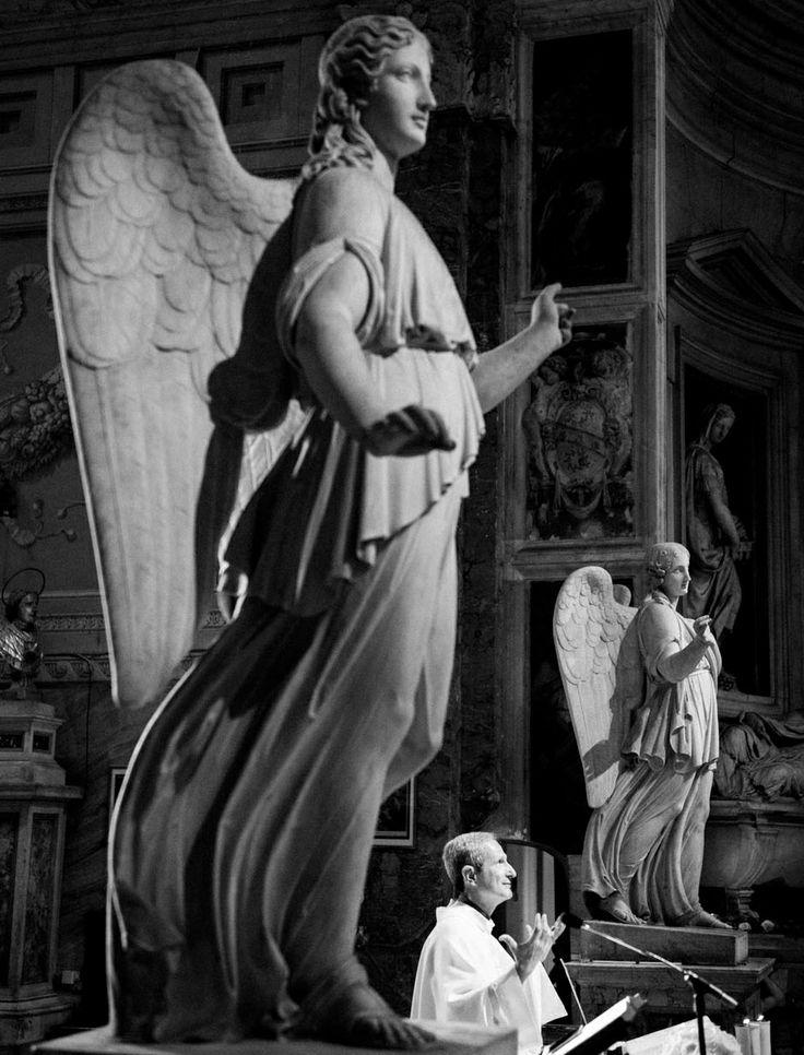 www.italianfelicity.com #weddinginitaly #weddinginrome #angel