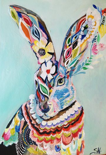 Image of Unharnessed Hare