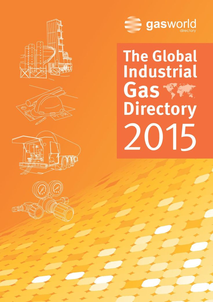 gasworld Global Industrial Gas Directory 2015  The gasworld directory houses the most comprehensive database covering the industrial gas sector. With the search fields below you can find details about gas suppliers, equipment manufacturers, distribution companies, among a host of other organisations right across the industry.