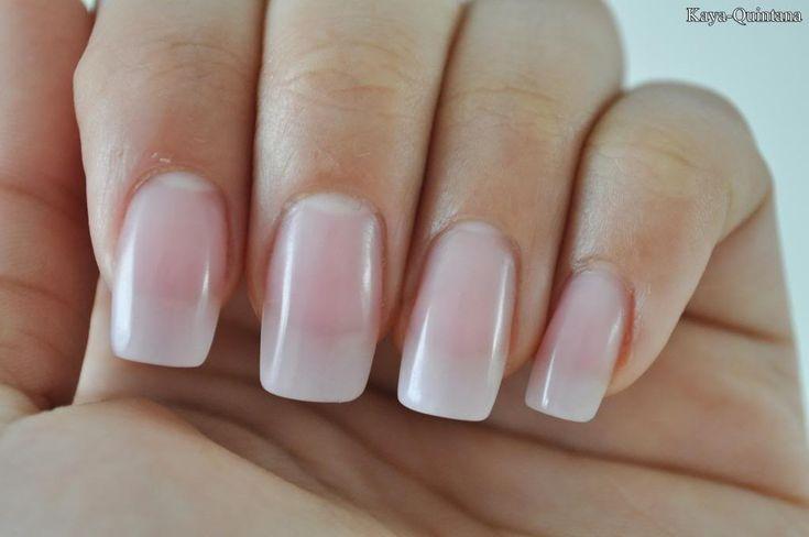 Nagels: Acryl nagels met natuurlijke finish | Kaya-Quintana
