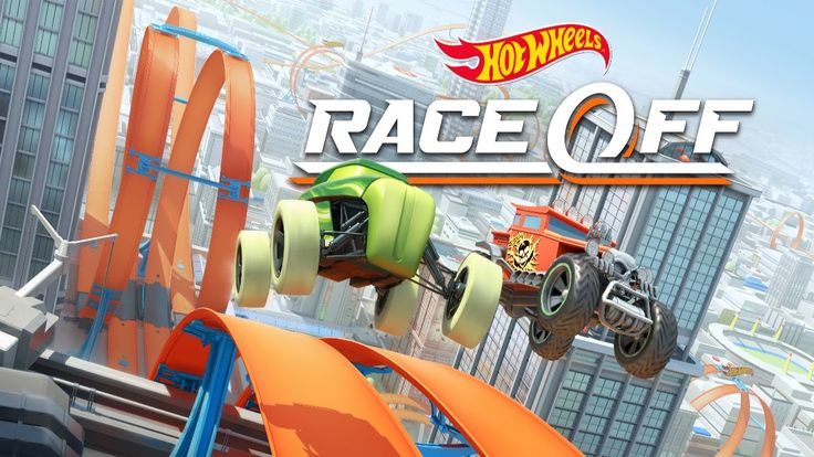 Official Hot Wheels Race Off (by Hutch Games) Trailer (iOS / Android)