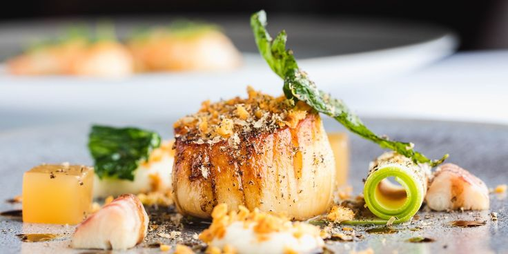 How to pan-fry scallops