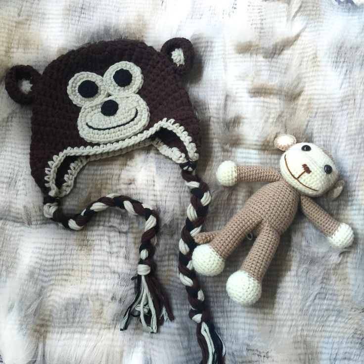 Cheeky little monkeys  need to look and feel the part for all thier adventures!