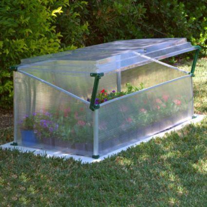 6X8 PG Cold Frame & Mini Greenhouse: Image 1