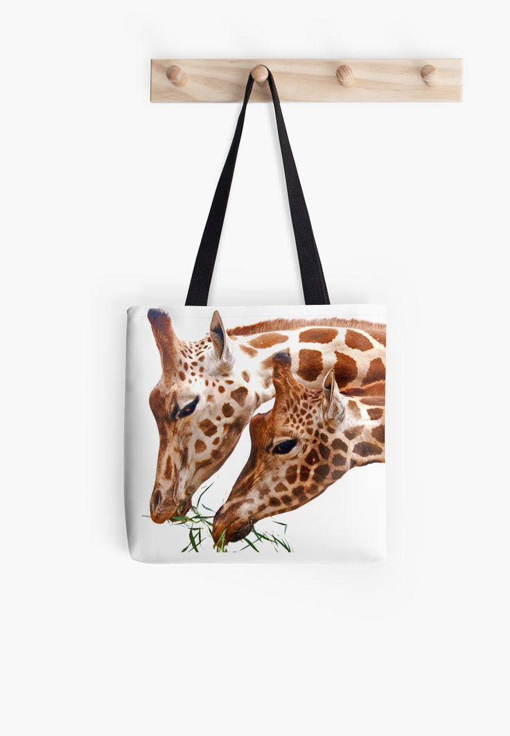 Giraffe Tote
