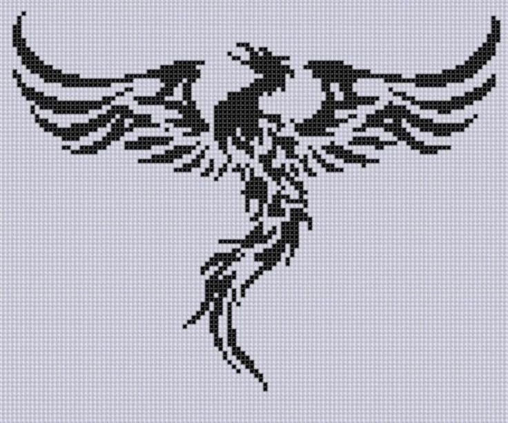 41 best Cross Stitch: Dragons images on Pinterest