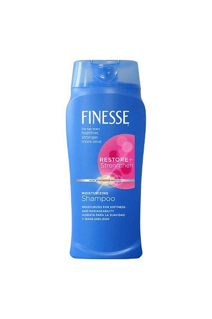 Finesse Moisturizing Shampoo, $3.69, available at Target