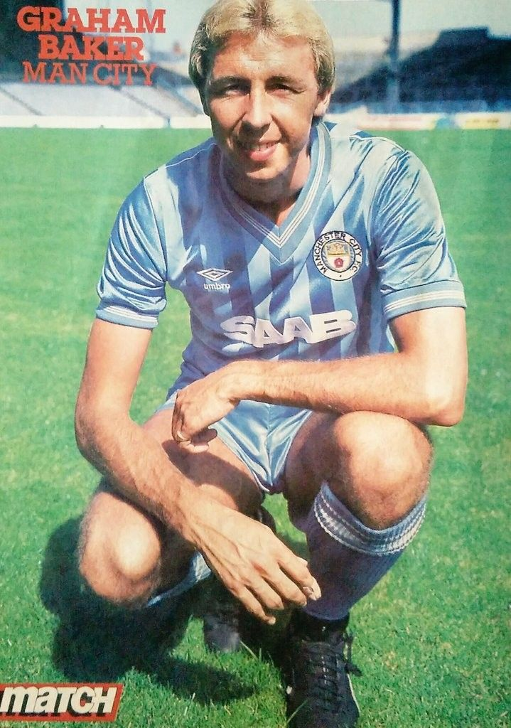 Graham Baker Man City