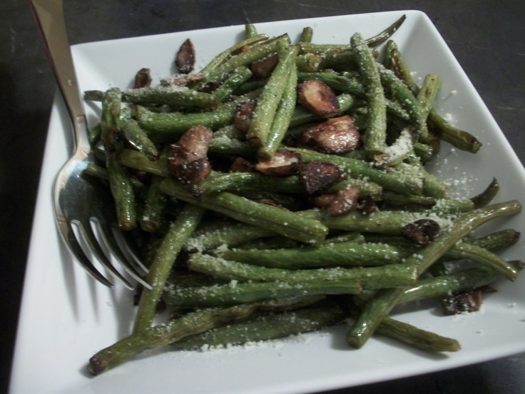 Balsamic Roasted Green Beans | In a Previous Life I Was a Chef | Pint ...