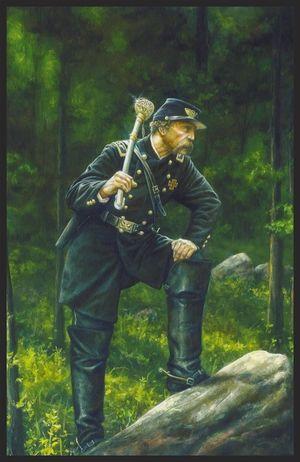 Colonel Joshua Chamberlain USA