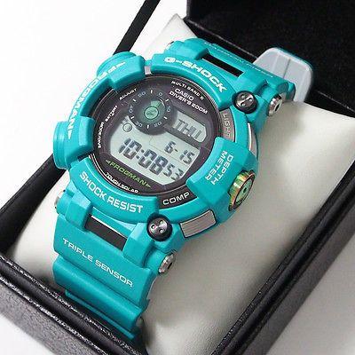 CASIO G-SHOCK GWF-D1000MB-3JF FROGMAN Master in MARINE BLUE Wristwatch NEW
