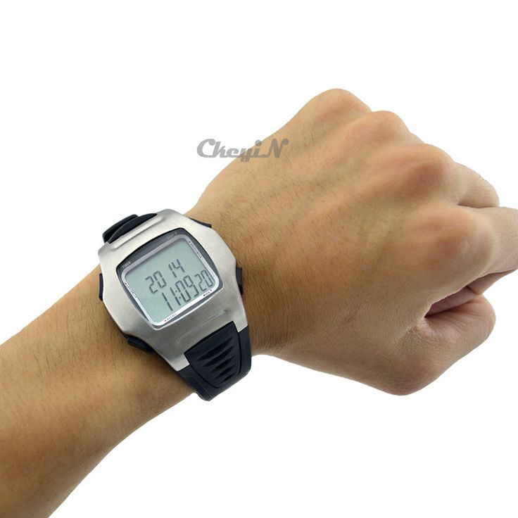 Soccer Referee Watch, Stopwatch Timer, Chronograph, Countdown