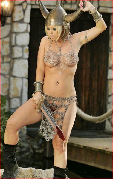 Naked Female Warrior Porn 92