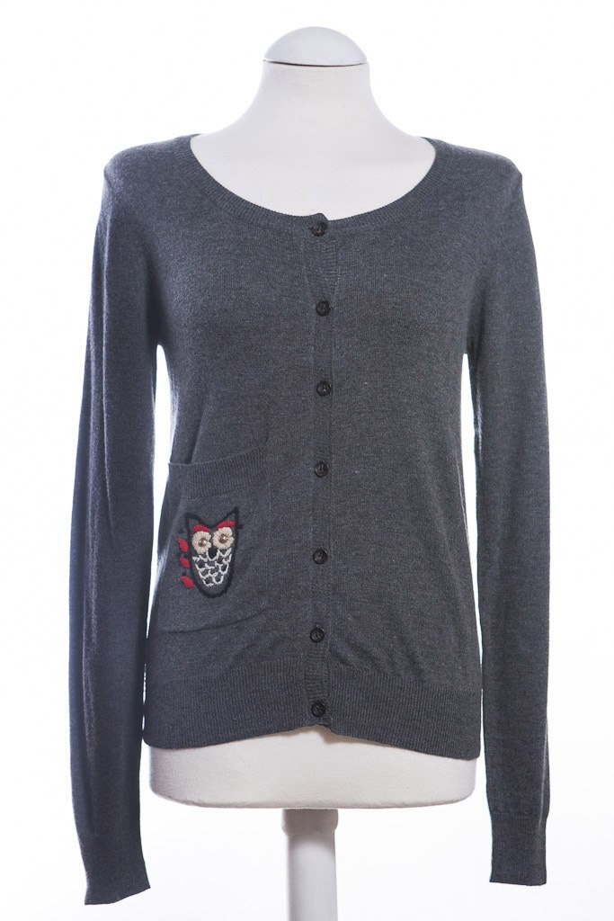 How cute is the Nora cardigan from Numph?! We love the little owl on the pocket. £55