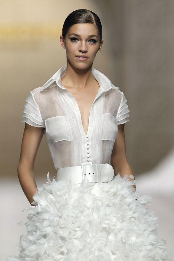 CROACIA dress. Atelier Pronovias 2015.