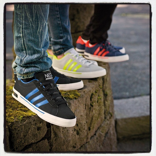 Adidas NEO Spring Summer 2013 Shoes