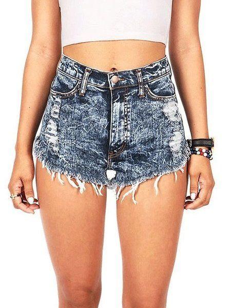 High Waist Tassel Shorts #ClothingOnline #PlusSizeWomensClothing #CheapClothing #FashionClothing #womenswear #sexydress #womensdress #womenfashioncasual #womensfashionforwork  #fashion #womensfashionwinter