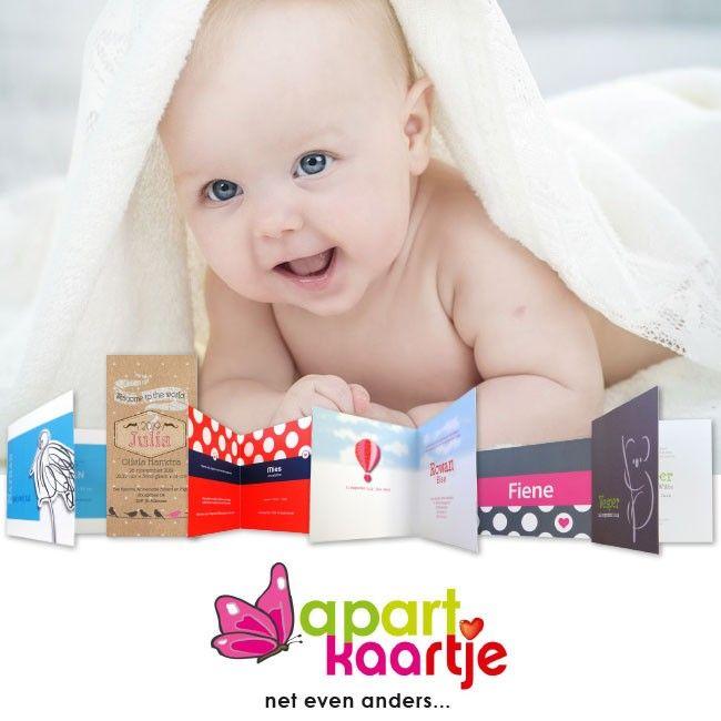 Apart Kaartje - ApartGeboorteKaartje.eu Wij maken graag samen met jou een uniek geboortekaartje! Apartkaartje staat garant voor: goed advies, goede service en kwaliteit. De originele geboortekaartjes zijn eigen ontwerpen en worden alleen via internet verkocht.