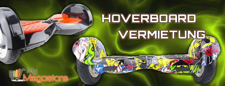 Hoverboards Vermietung, Smartboards verleih und Veranstaltungen