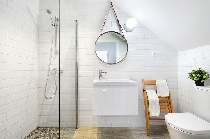 Baño Bajo Escalera Diseno: Bajo Escalera en Pinterest
