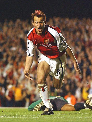 Fredrik Ljungberg | #Arsenal #8