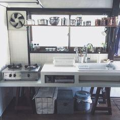 """毎日料理をするキッチンは、常に清潔を保ちたいもの。しかし毎日使うからこそ、油汚れや水垢や滑りなど、汚れの温床でもあります。洗剤に頼らず、""""重曹""""と""""お酢""""を使ったシンプルな方法でお掃除しませんか?"""