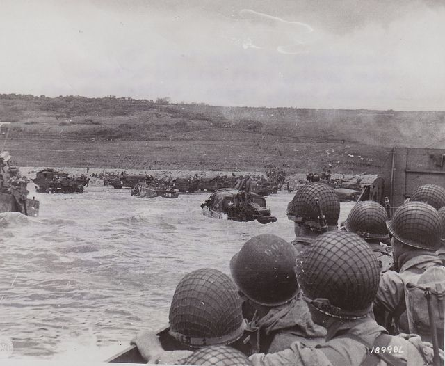 There Will Be Wars: June 6, 1944 World War II (D-Day Omaha Beach)