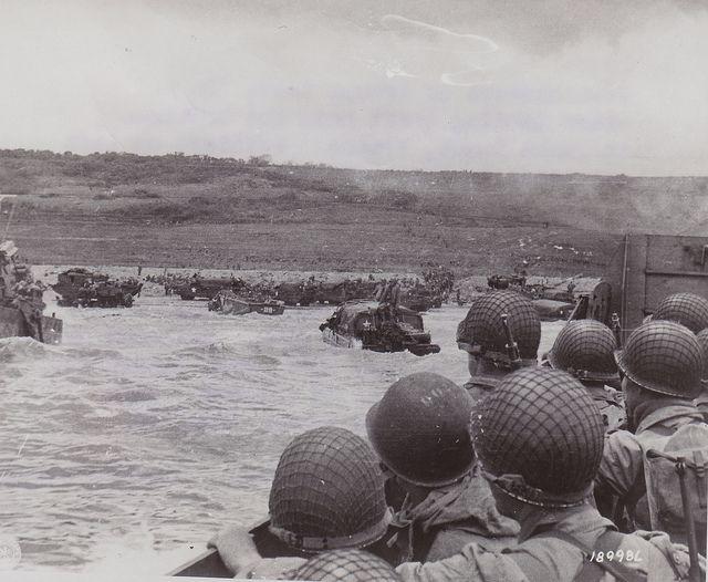 d-day history omaha beach