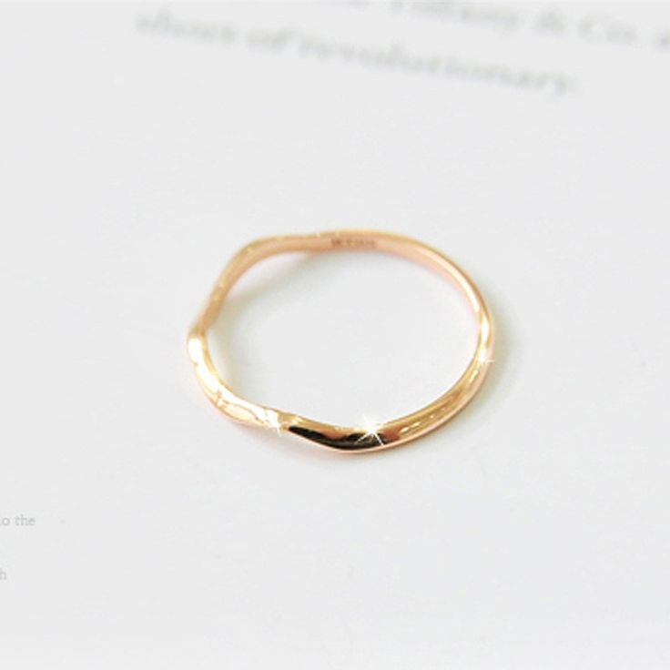 Rings - NEW FASHION HOT SALE WHOLESALE Cheap Cute Waves Curvy Joint Ring Jewelry Jewellry