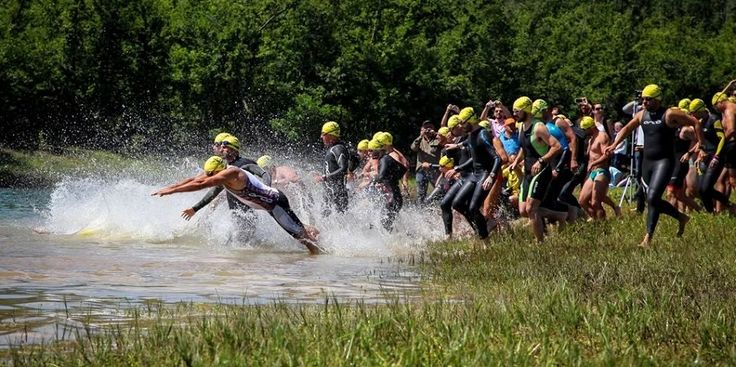 2014 XTERRA World Tour Video XTERRA is the world's premier off-road multisport event. An extreme competition, the XTERRA format combines swimming with mountain biking and trail running. It has bee...