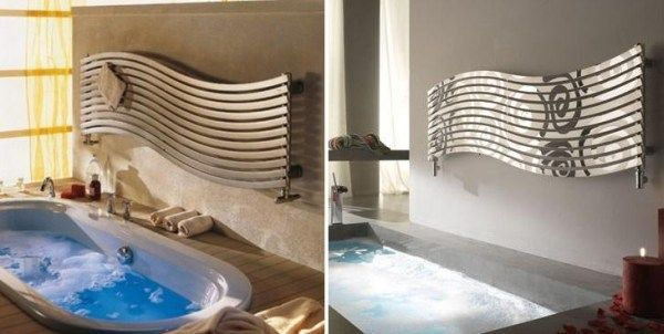 Radiadores modernos #diseño #hogar #calefaccion #interiorismo #decoracion #home #heating #decoration #interiordesing #design