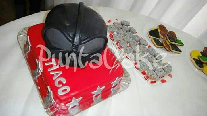Cake Darth Vader