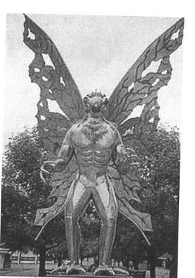 Is it a coincidence that these  demons with similar physical attributes and names are actually the same demon known as Piazu?