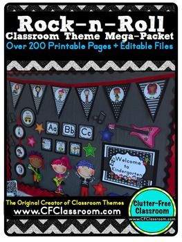 This classroom theme bundle is jam-packed with 34 different products to help you create a beautifully coordinated learning environment for one low all-inclusive price.