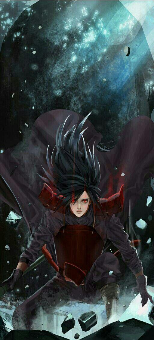 Naruto Shippuden's Madara 😍