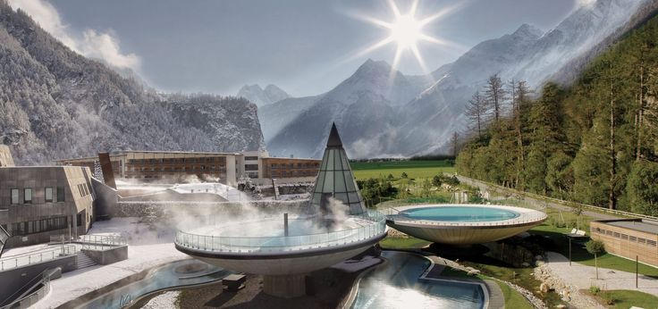 AQUA DOME - Your ultimate 4 star wellness hotel in Tirol/Austria. Our spa hotel in Oetztal offers stylish rooms with all amenities for perfect relaxation.