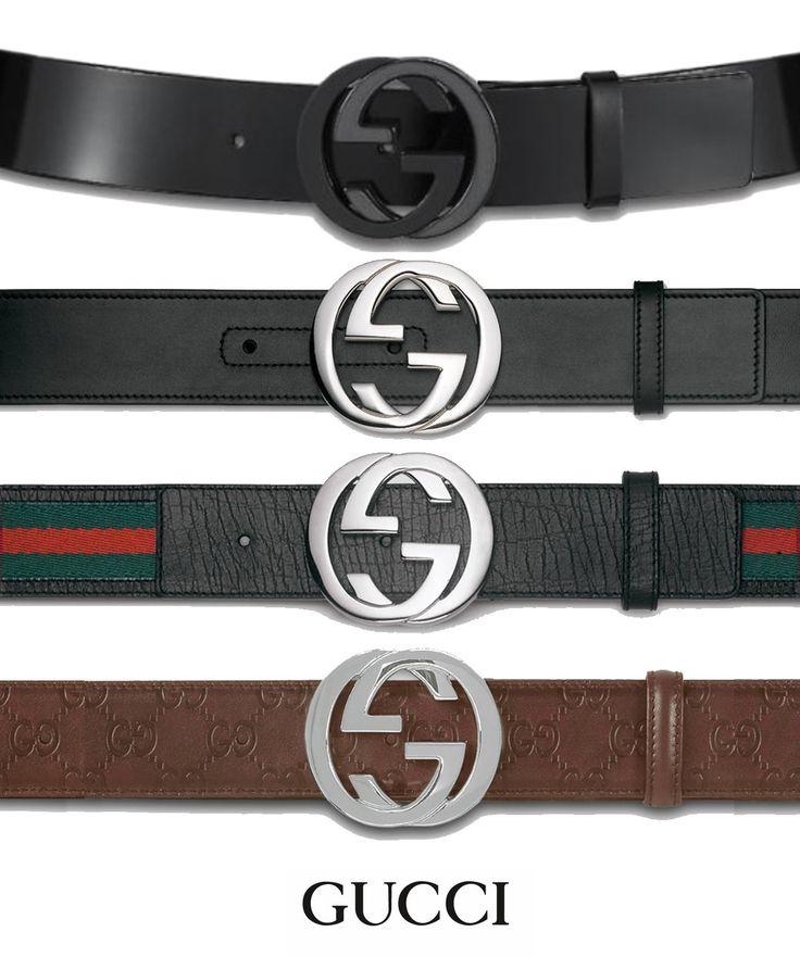 gucci belt -love them all!