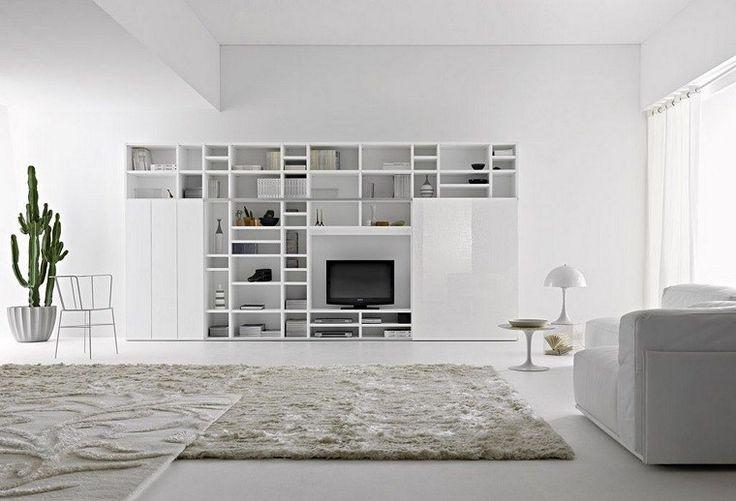 Hoy les presentamos veinticinco fabulosos modelos de muebles tv con