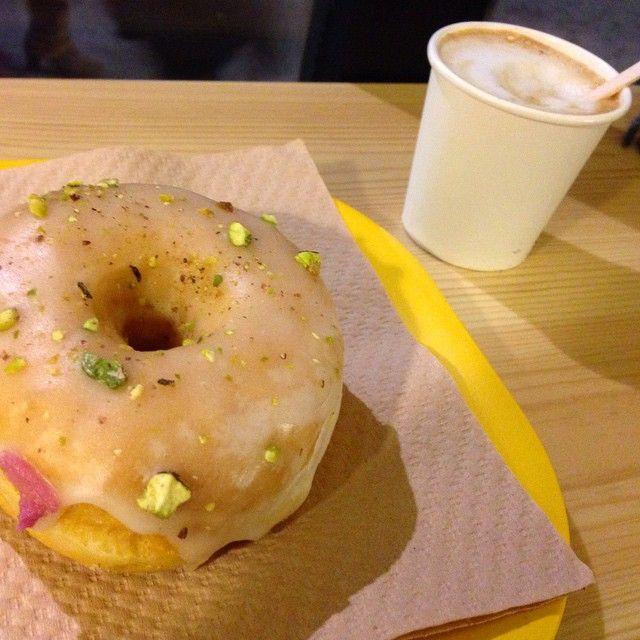 Donut de masticha