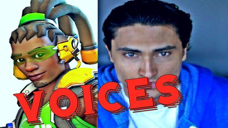 Lucio: All Voice Lines Overwatch - Voice Actors Overwatch Characters lin...